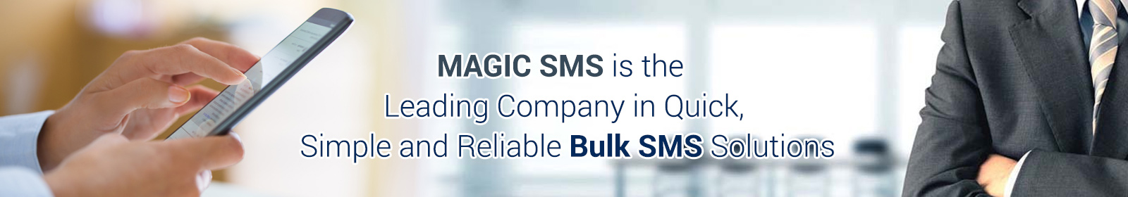 About Us – Magic SMS